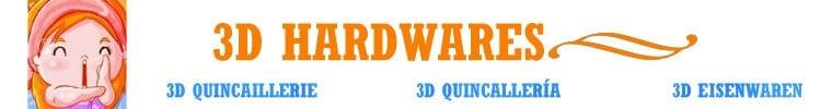 3D hardware