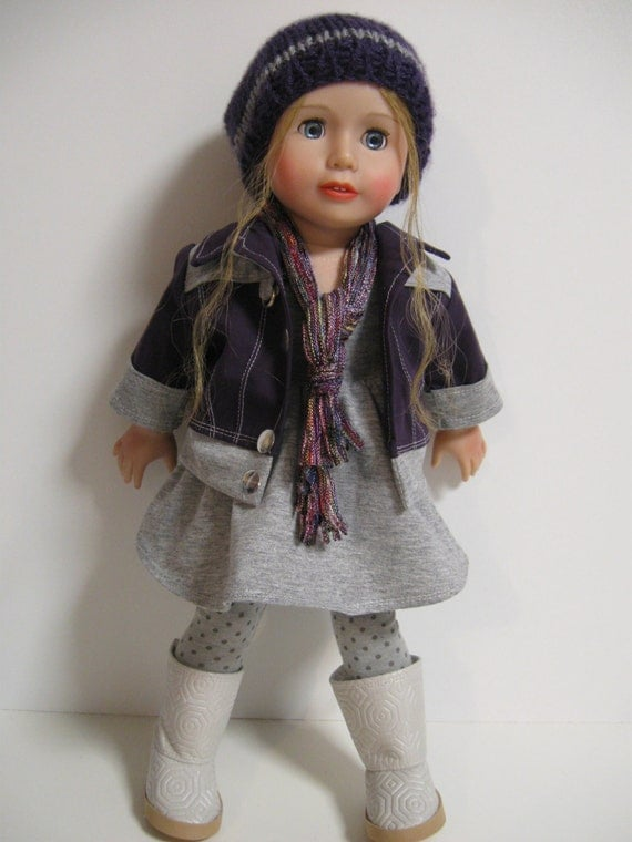 American Girl Doll Clothes -- Pretty Spring 5pc