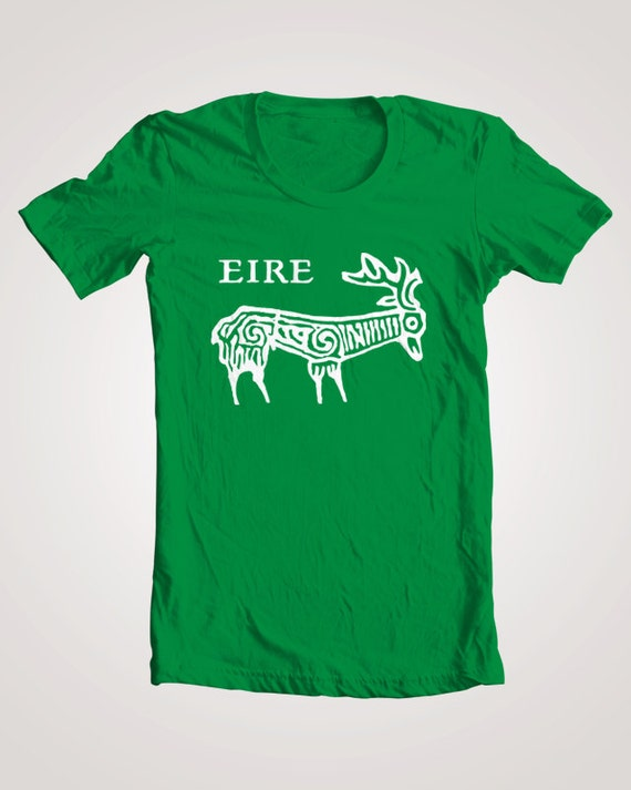 Etsy shop RichardEDalton Celtic TShirt Irish