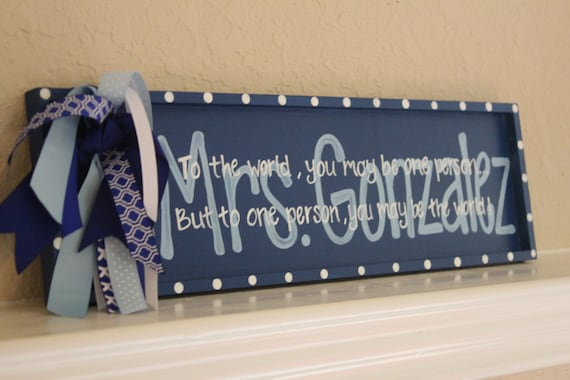 Custom Name Sign, MADE TO ORDER
