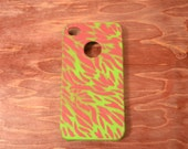 Animal Stencil Iphone/ipod case