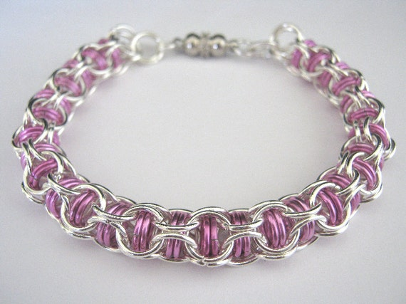 Paramour Chainmaille Bracelet