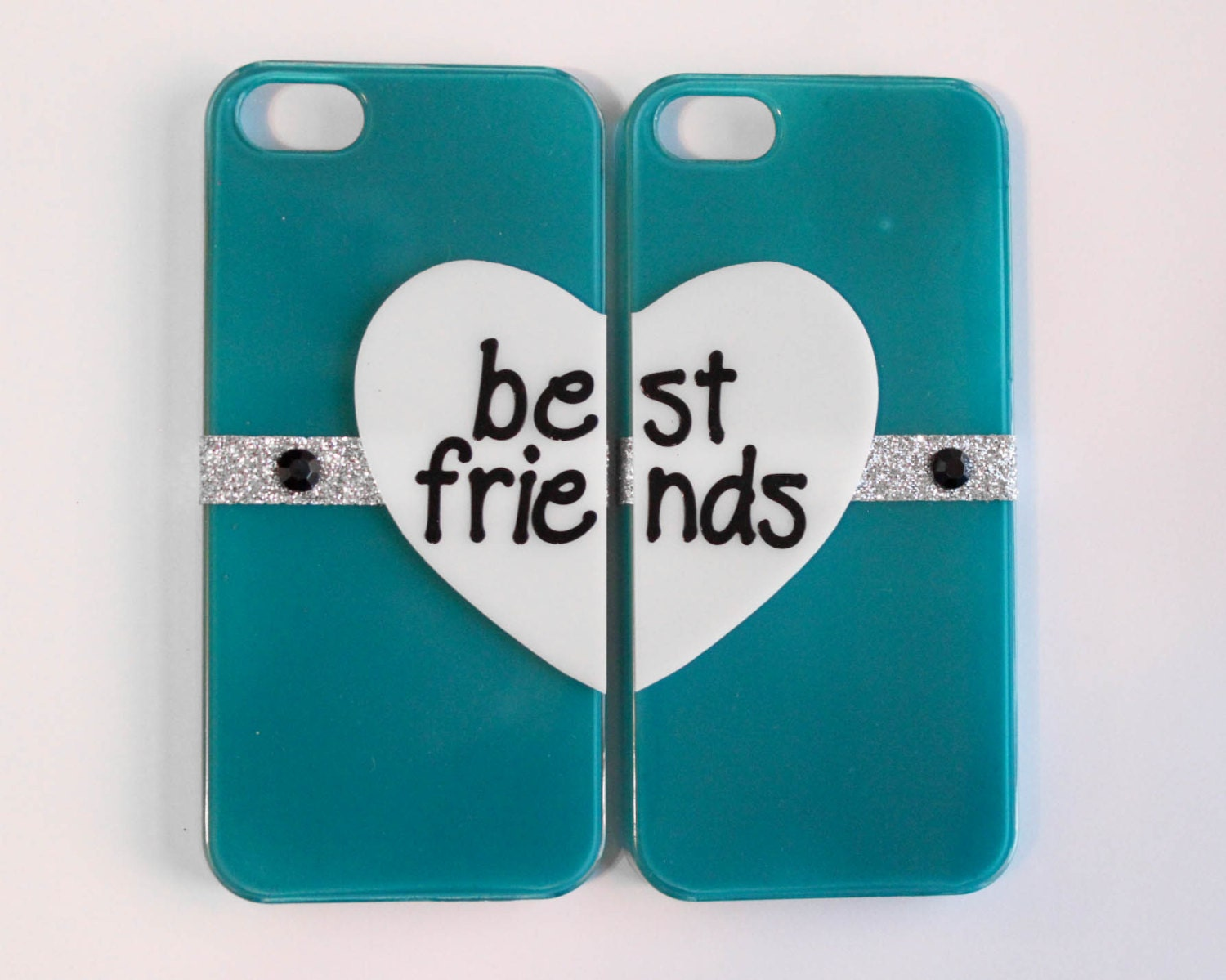 iPhone Case 4/4S - Best Friends iPhone 4/4S cases