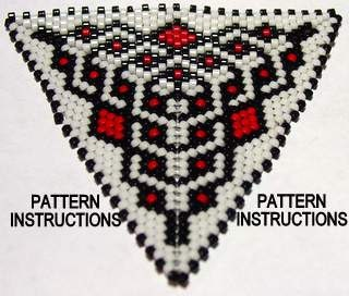 Bead patterns for instant download from Bead Pattern Central