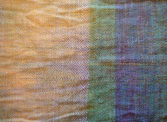 Challah Covers--Hand-dyed and Handwoven