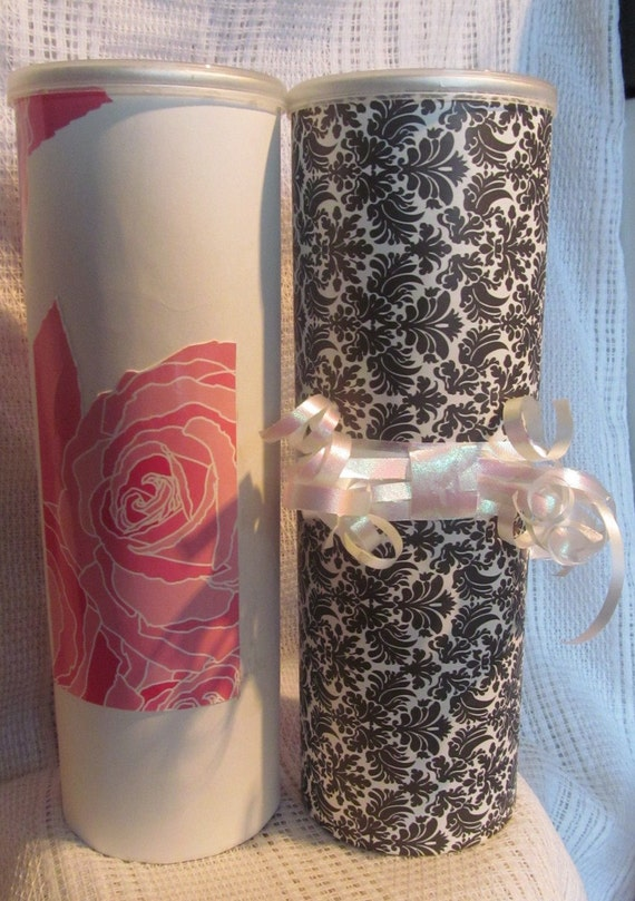 The Elegant Collection Gift Tubes Set of 2