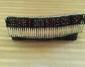 paper beads clutchbag
