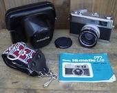 Minolta Hi Matic 7s 35mm Japan