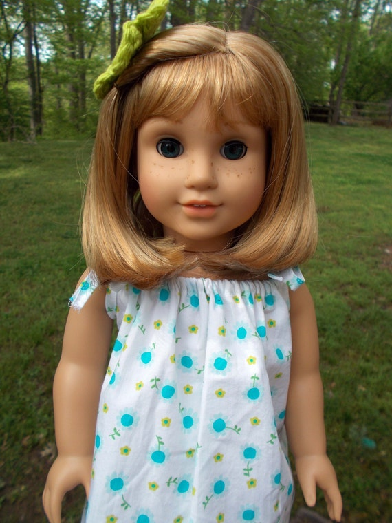 Adorable Sundress For American Girl Doll