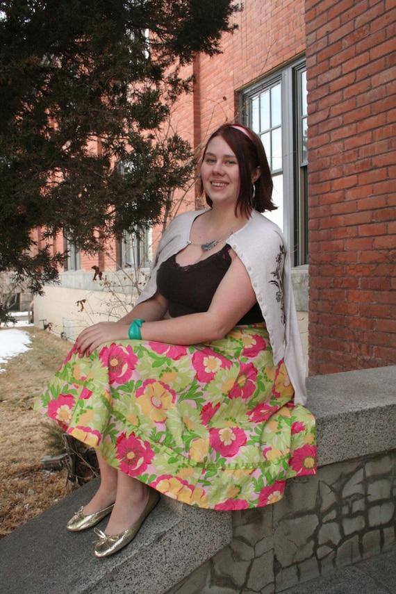 Custom Retro Skirt- Basic