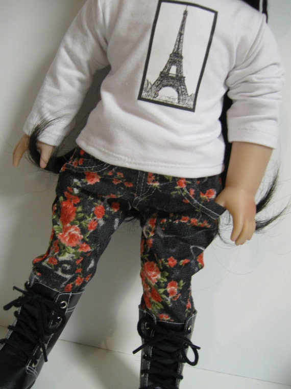 American Girl Doll - French Flair