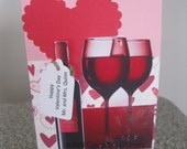 Wine and Kisses for Valentine