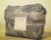 Liliglow Boutique's Camouflage Cosmetics Case