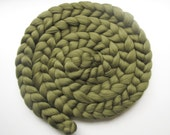 Ready to Ship - Newborn Posing Braid - Olive - Photography Prop - aimee216