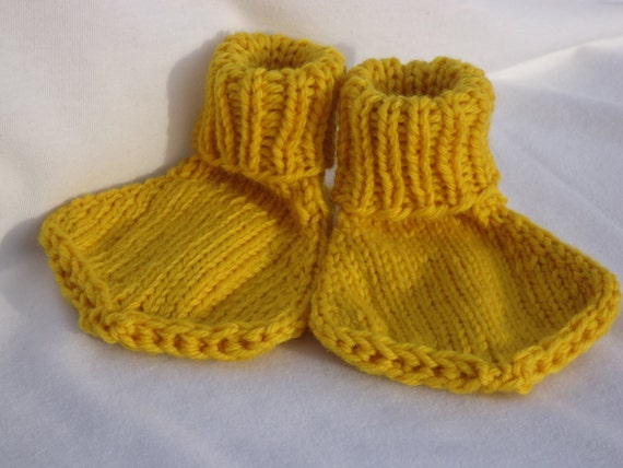 Baby Socks Duck Style 6 to 12 Month Size