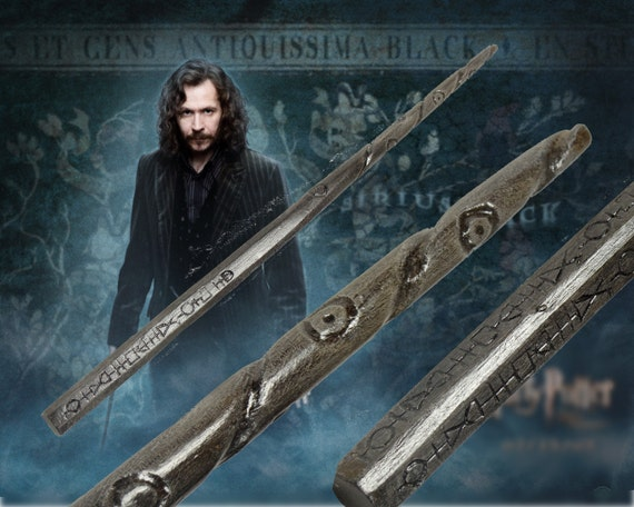 Sirius Black magic Wand superior replica Harry Potter