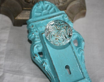 Popular items for cast iron door plate on Etsy