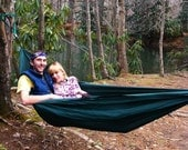 Nylon Camp Hammock - GreenBlazesOutdoor