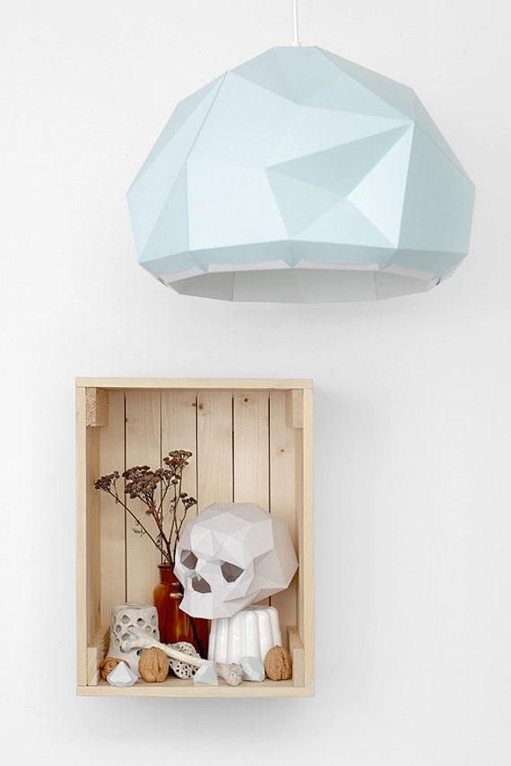 Pretty Things - Papercraft Skull by Studio Assembli