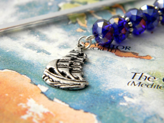 Ship Bookmark