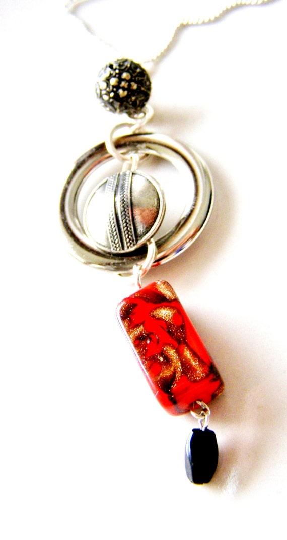 hanger 'Red Hot'