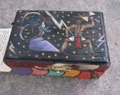 Oya & Sango. Signature Orisa Altar Box
