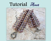 Tutorial Anet SuperDuo and Tila Beadwork Bracelet PDF