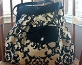 Love It Sale Mini Damask Hobo Bag