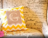 Personalized Accent Pillow-14x14-Design Your Own