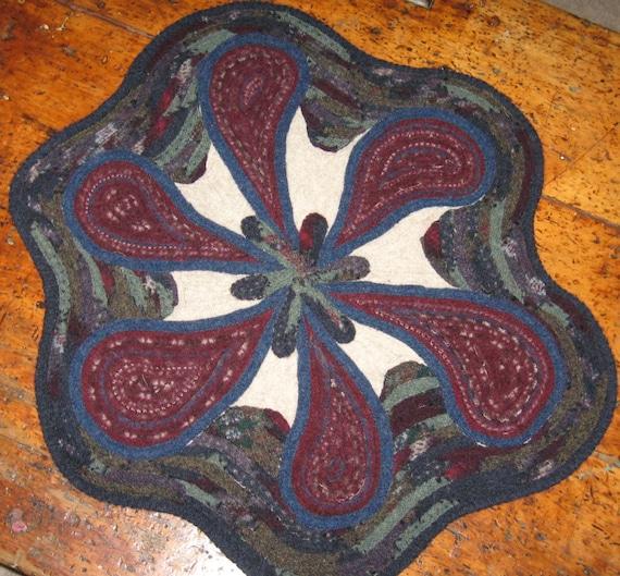 Wolle filzen  TeppichArt