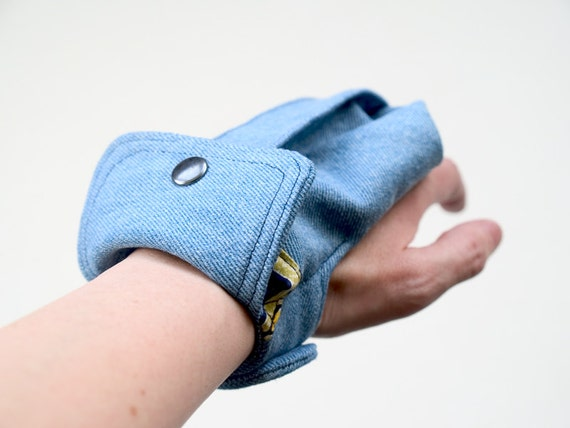 Cargo Wrist Wallet sewing pattern