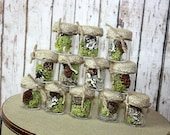Wedding favors-Rustic wedding favors-Seedlings-rustic wedding-Seedlings wedding favors