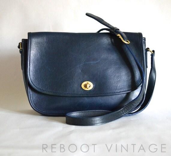 Vintage COACH City Bag