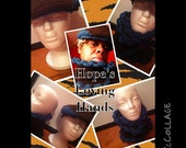 Mr./Mrs. Biggs Hat and Scarf Set