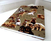 Dog lovers notebook journal.