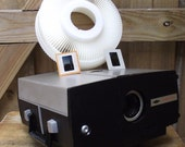 Sawyers Rotomatic 707AQ Slide Projector