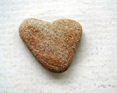 Natural Heart Rock - TidesTreasures