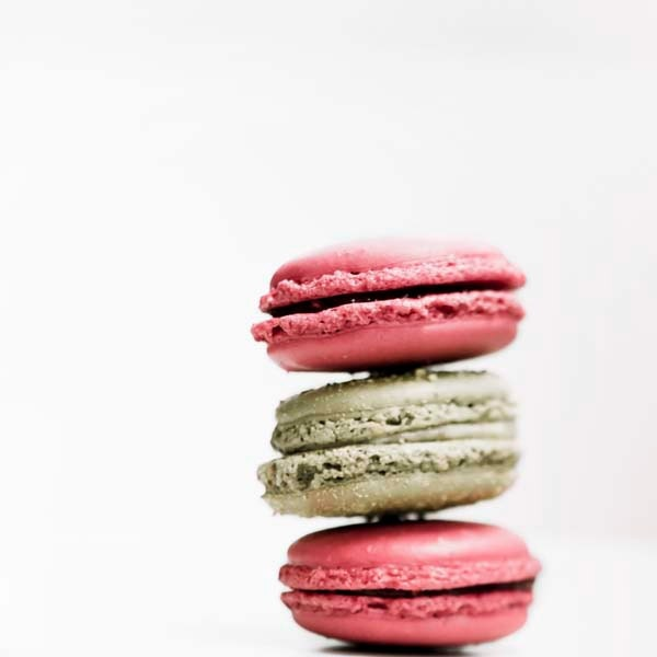 French Macarons Photograph, Paris photography, Food, Kitchen, Mint and pink, Wall decor, Paris room decorations 5x5 - Raceytay