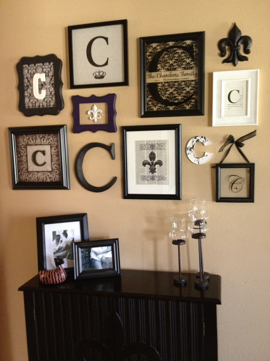 1000 ideas about cross wall collage on pinterest wall. Black Bedroom Furniture Sets. Home Design Ideas