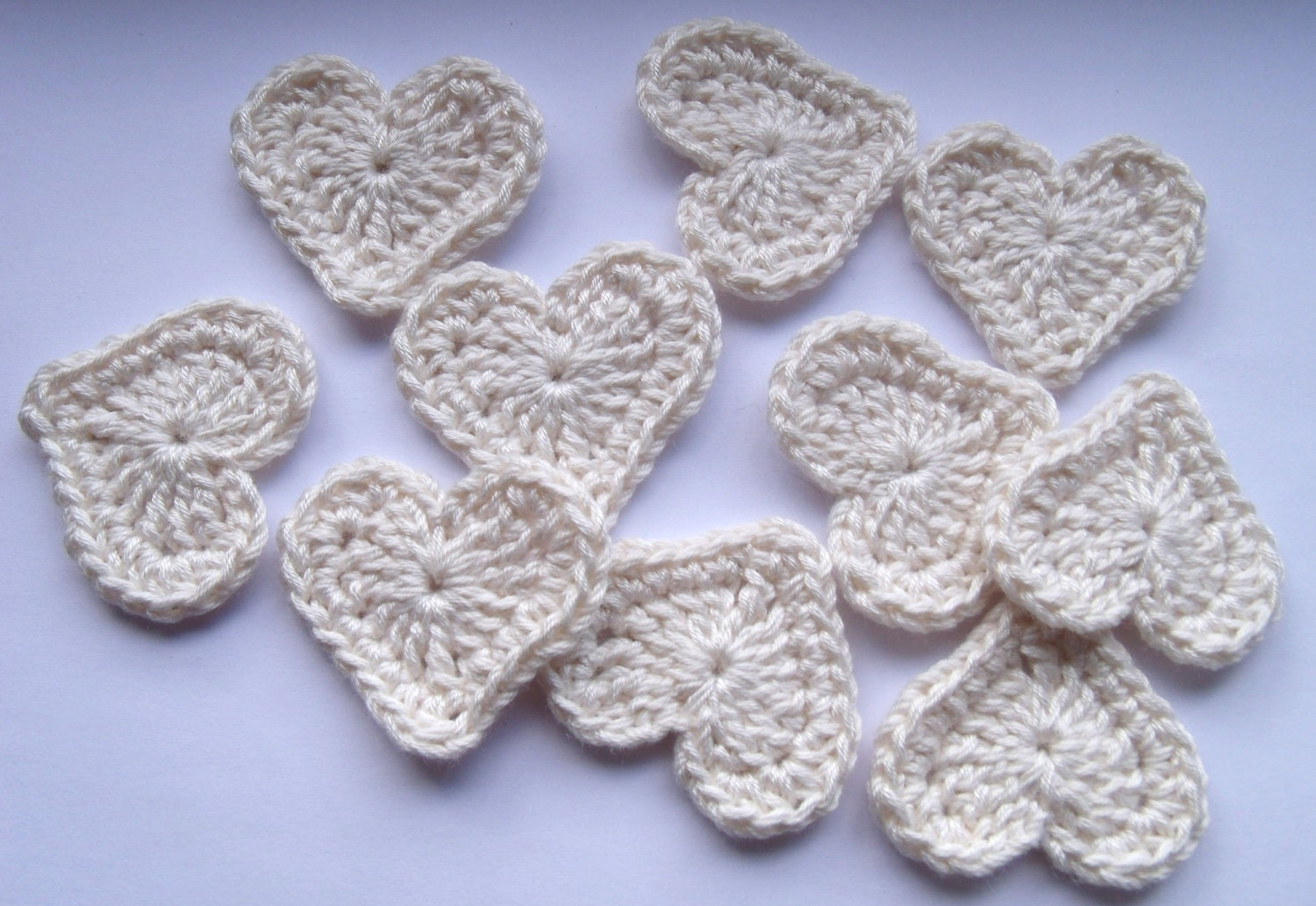 Easy Pattern For Crocheting A Heart New Calendar ...