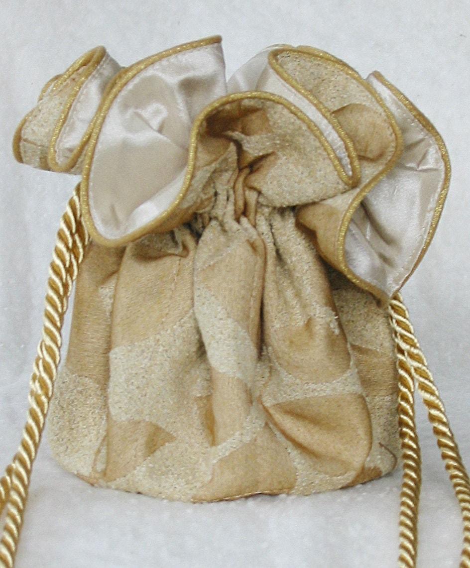 Gold Leaf жаккардовые ювелирные Чехол