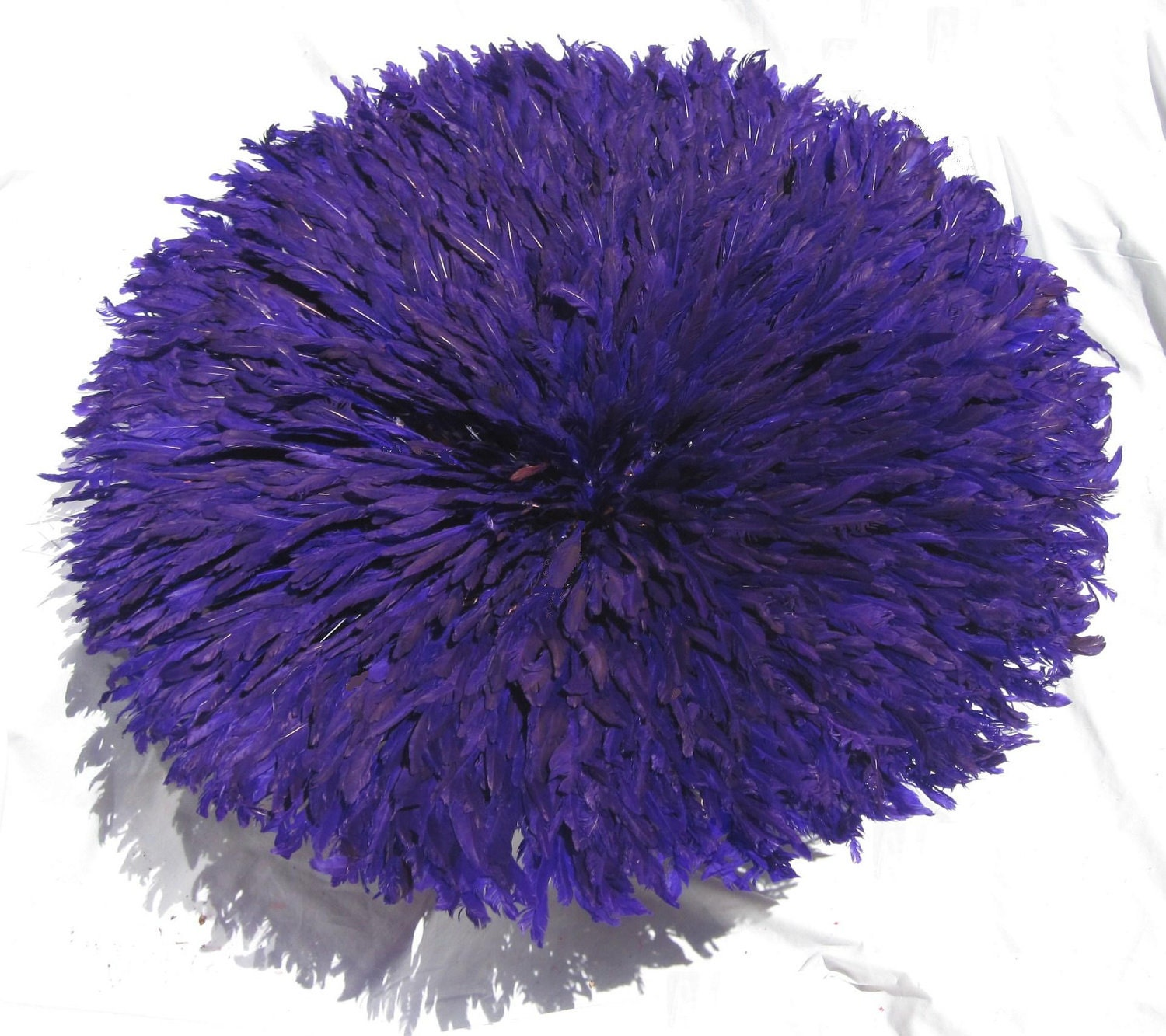 Purple Juju Hat