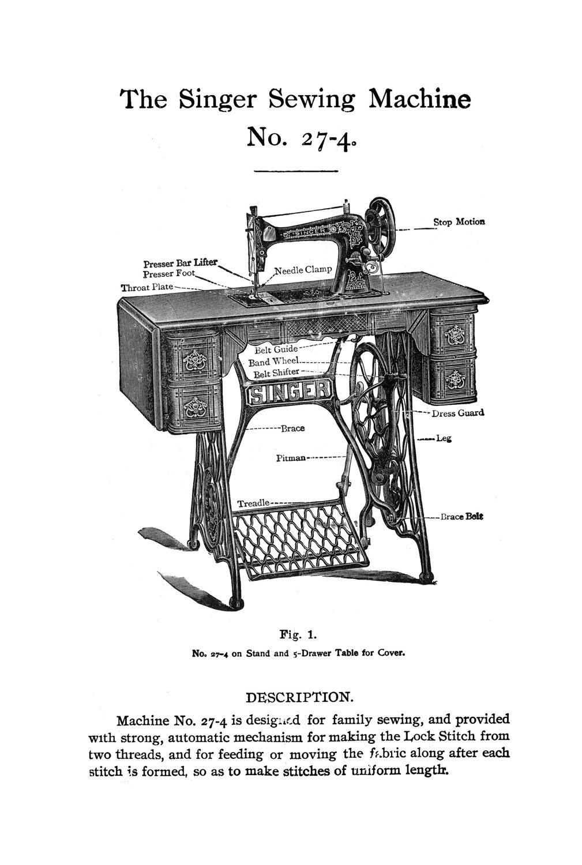 Re: macchina da cucire singer