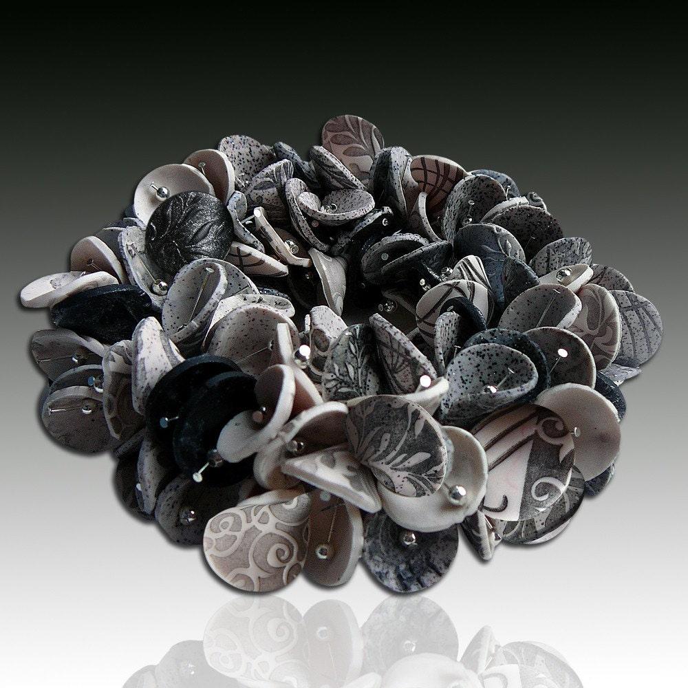 Silver mist signature bracelet - adrianaallenllc