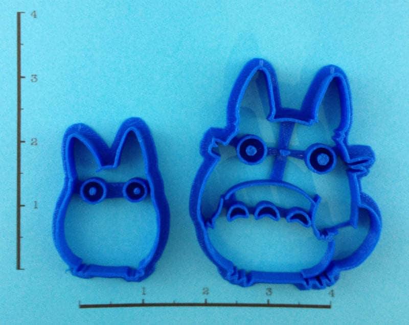 Totoro Set Cookie Cutters