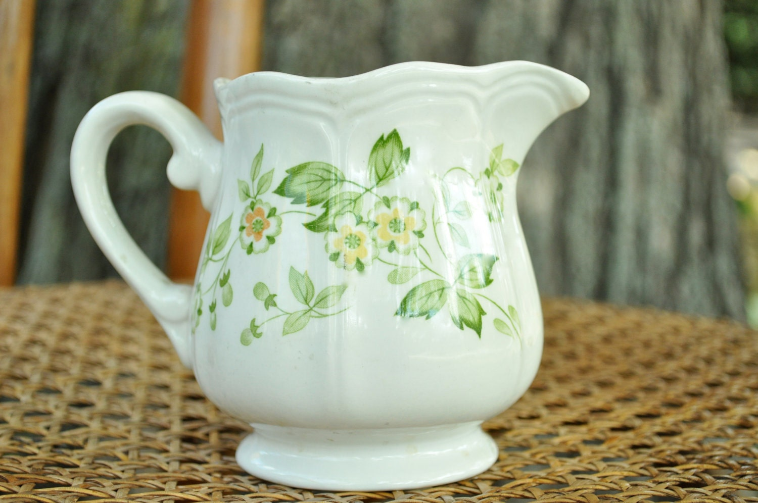 Small Ironstone pitcher