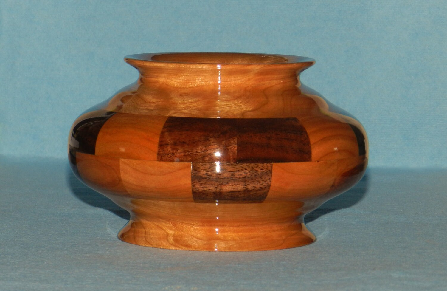 Segmented Bowl No. 153 - ElkCreekWoodTurnings