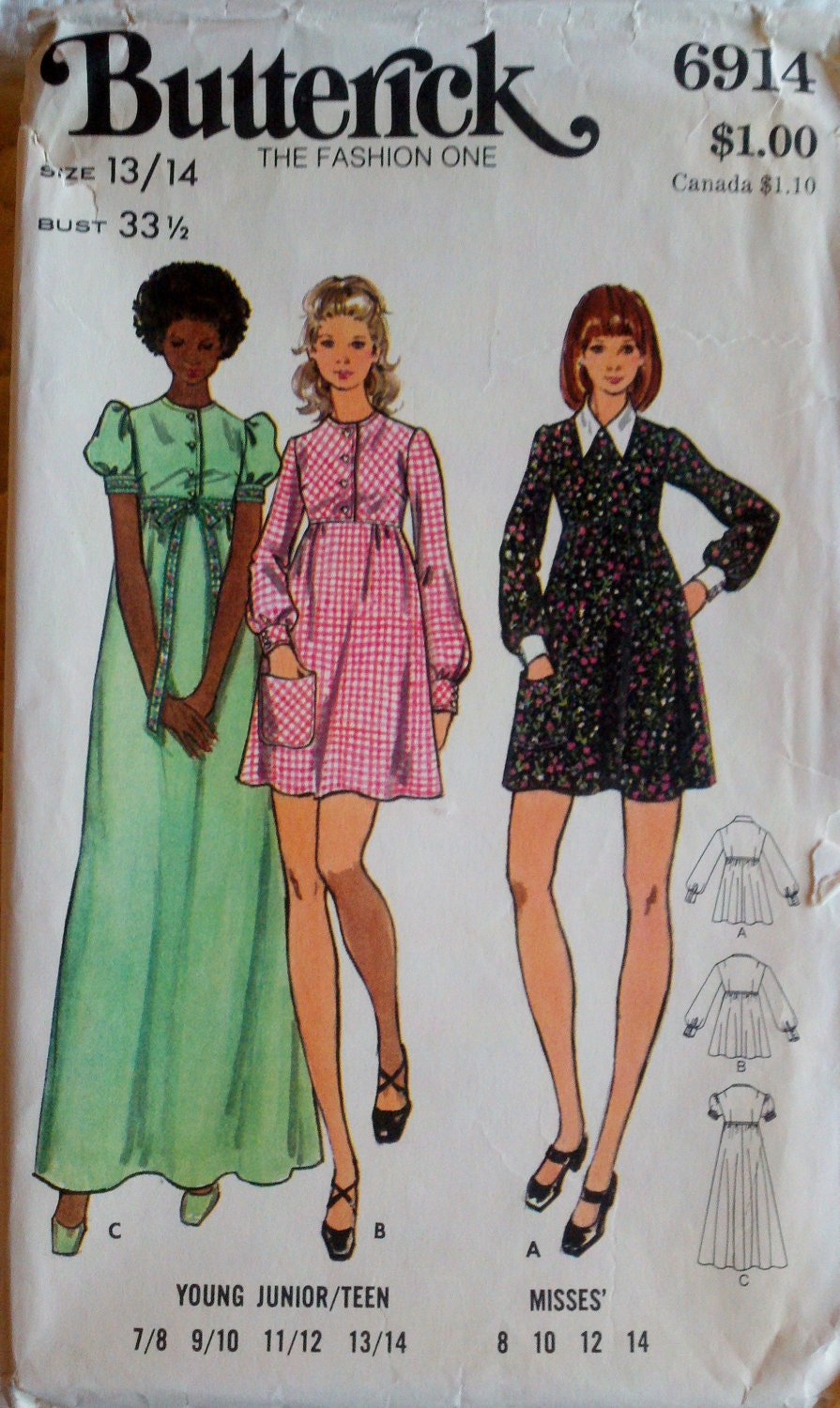 Sewing Patterns - Downloadable, Beginner, Novice, Intermediate
