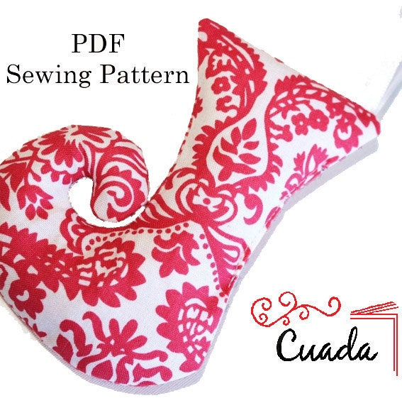 Free Patterns and Ideas for Sewn Stockings for Christmas