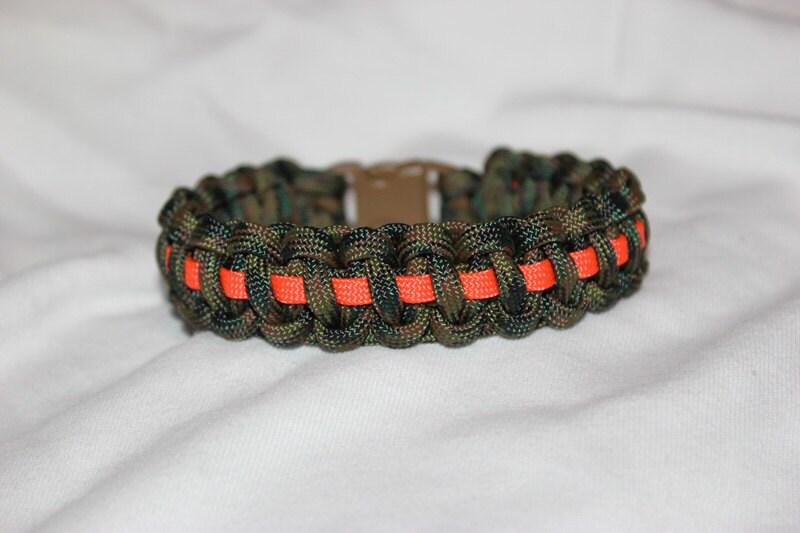 Paracord survival bracelet items 9minecraft